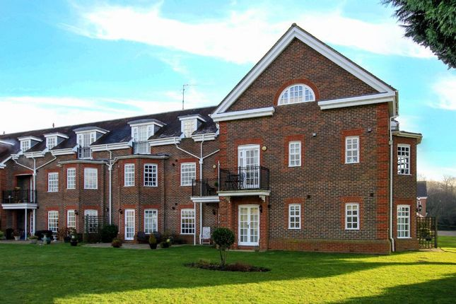 Thumbnail Penthouse for sale in 12 Lady Cooper Court, Castle Village, Berkhamsted, Hertfordshire