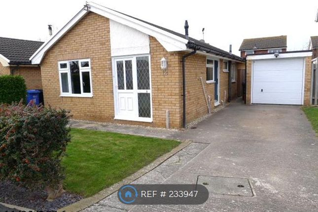 Thumbnail Bungalow to rent in Llys Sion, Rhyl