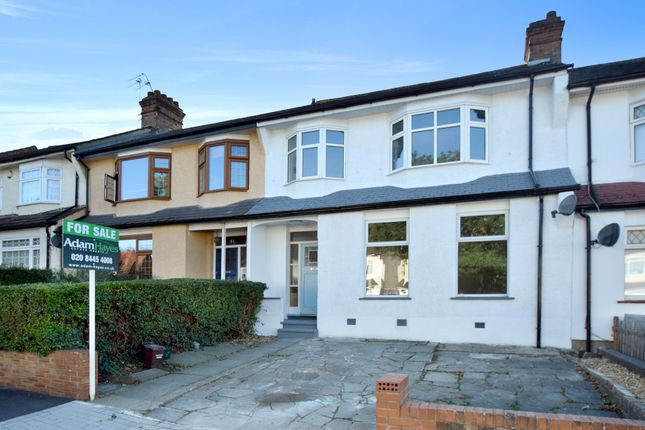 Thumbnail Terraced house for sale in Petworth Road, North Finchley
