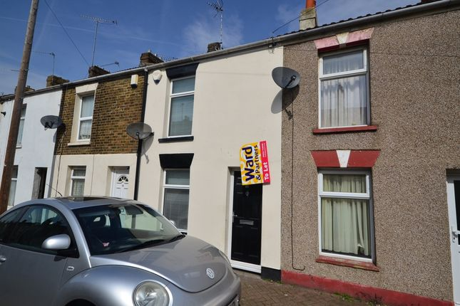 2 bed terraced house to rent in Clyde Street, Sheerness ME12