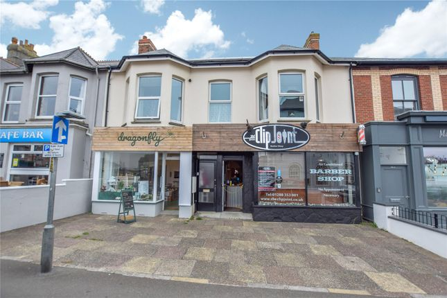 Thumbnail Retail premises for sale in Morwenna Terrace, Bude