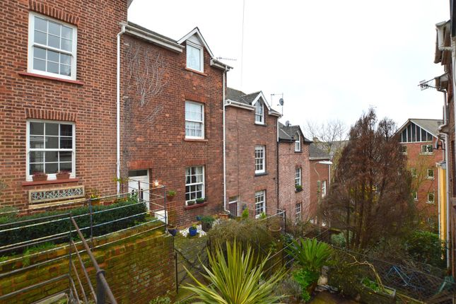 Thumbnail Terraced house to rent in West View Terrace, Exeter