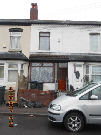 Thumbnail Terraced house for sale in Whitmore Road, Small Heath