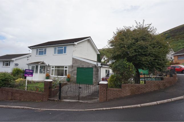Thumbnail Detached house for sale in Fernhill Close, Merthyr Tydfil