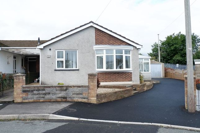 Thumbnail Bungalow to rent in Fairview Close, Pontyclun