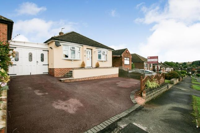 Thumbnail Bungalow for sale in Warren Rise, Dronfield, Derbyshire