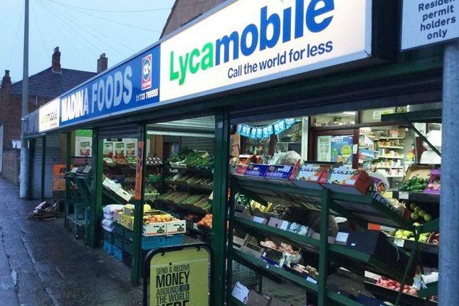 Thumbnail Retail premises for sale in Searjeant Street, Peterborough