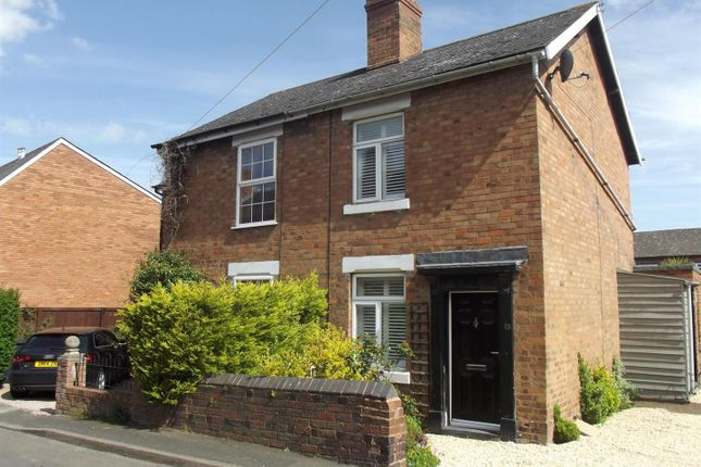 Thumbnail Semi-detached house to rent in Burrish Street, Droitwich