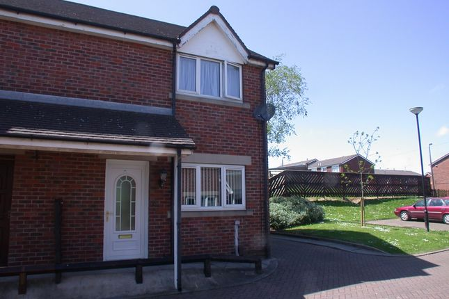 Thumbnail Semi-detached house to rent in Butterworth Close, Wesham, Preston