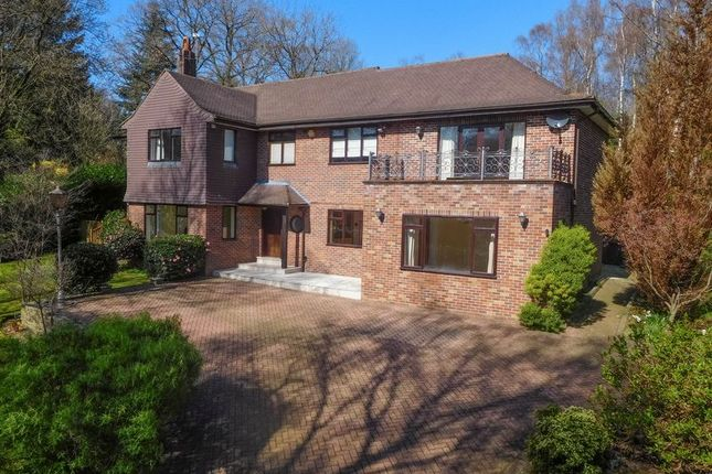 Thumbnail Detached house to rent in Whitmore Heath, Newcastle-Under-Lyme