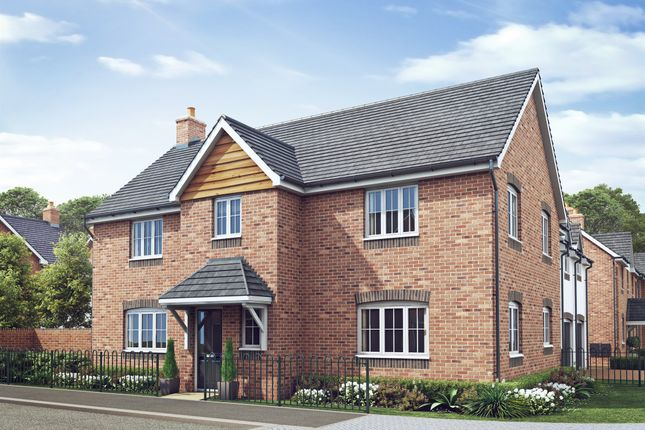 Thumbnail Detached house for sale in King Street, Yoxall, Lichfield