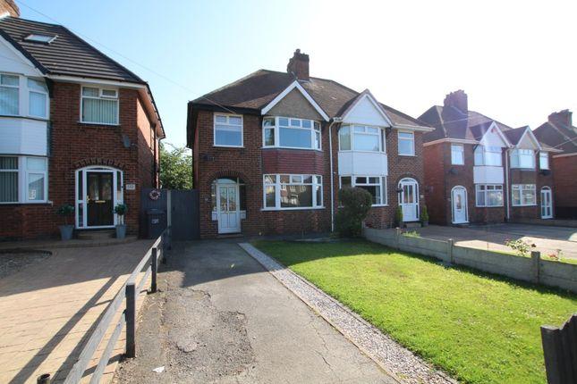 3 bed semi-detached house to rent in Stanton Road, Burton-On-Trent DE15