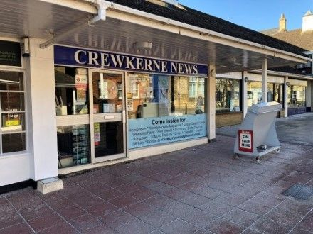 Thumbnail Commercial property for sale in Falkland Square, Crewkerne