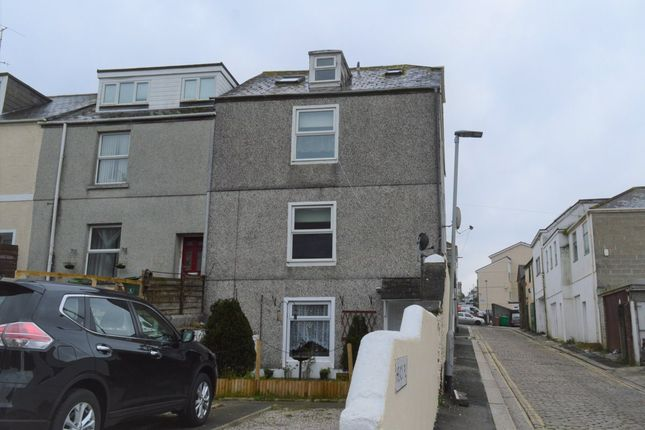 1 bed flat to rent in Clarence Place, Morice Town, Plymouth PL2