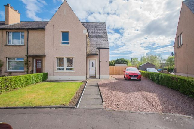 2 bed end terrace house for sale in Arrol Crescent, Alloa FK10