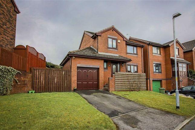 Thumbnail Detached house for sale in Leyburn Close, Accrington, Lancashire