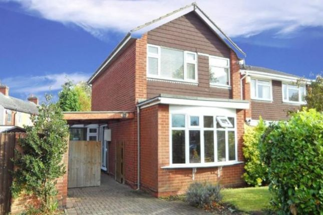 3 bed detached house for sale in Guthlaxton Avenue, Lutterworth LE17