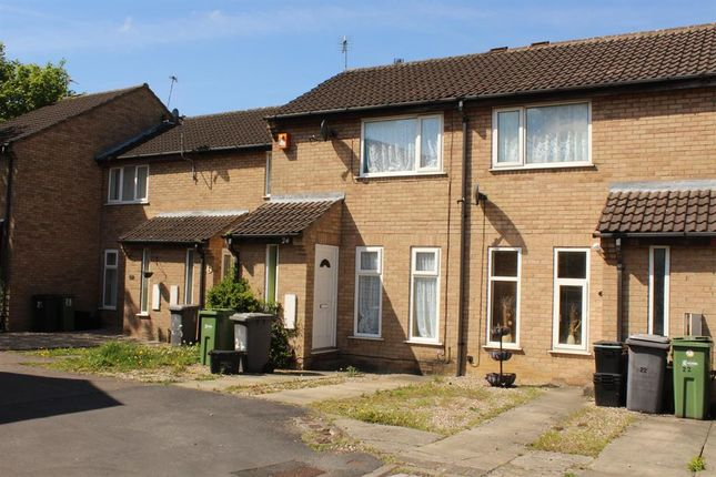 Thumbnail Terraced house to rent in Lydham Court, York, North Yorkshire