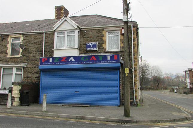 Thumbnail End terrace house for sale in 7 Tyr Owen Terrace, Cwmavon, Port Talbot