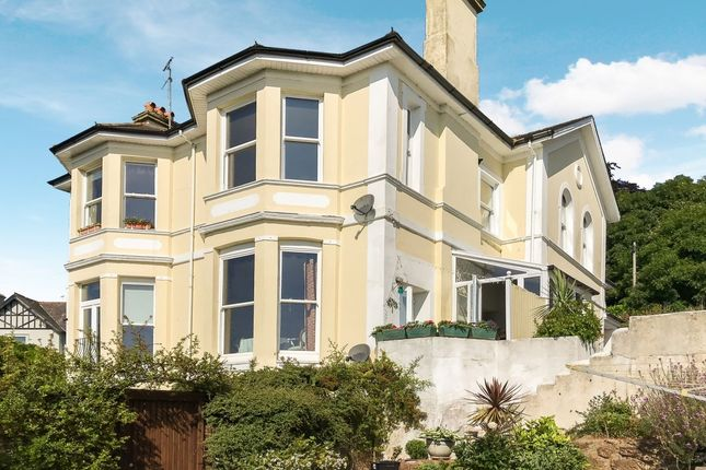 Thumbnail Flat for sale in Manor Mead House St Matthews Road, Torquay