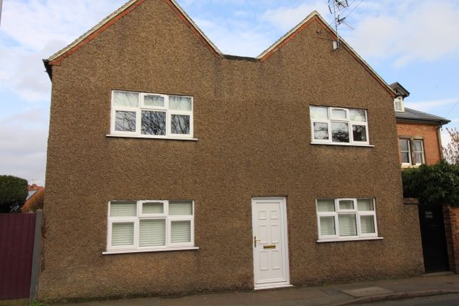 Thumbnail 1 bed flat to rent in Wood Lane, Uttoxeter