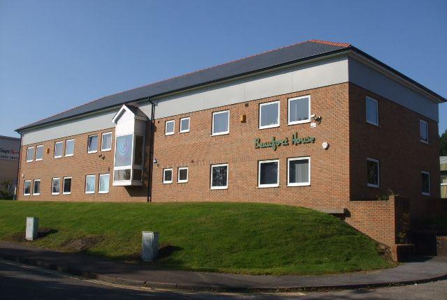 Thumbnail Office for sale in Beaufort Road, Plasmarl, Swansea