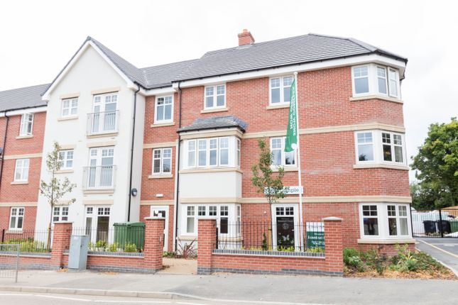 Thumbnail Flat for sale in Rosebud Court, Westfield Road, Wellingborough