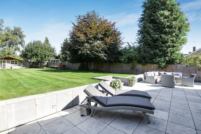Garden of Nicholas Road, Henley-On-Thames RG9