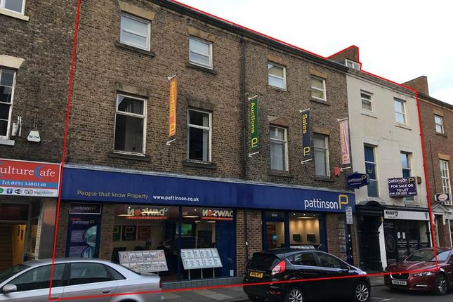 Thumbnail Retail premises for sale in 21/23/25, Ridley Place, Newcastle Upon Tyne, Tyne & Wear