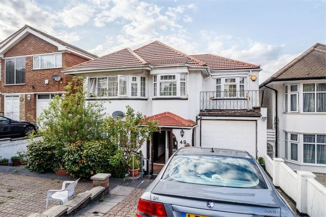 Thumbnail Detached house for sale in Sudbury Court Road, Harrow, Greater London