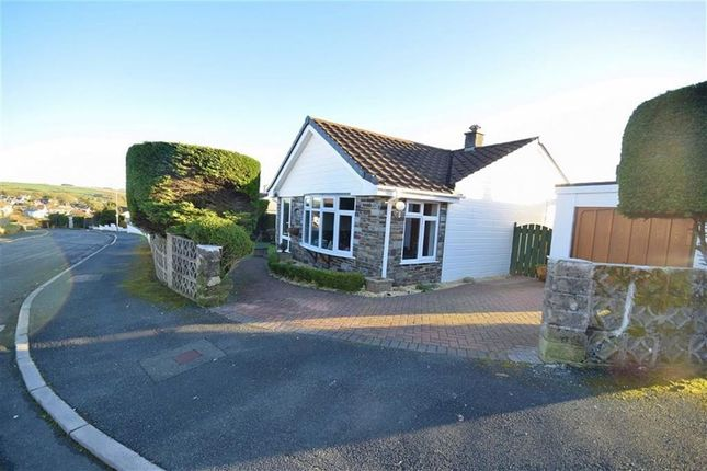 Thumbnail Detached bungalow for sale in Greenhills, Camelford, Cornwall