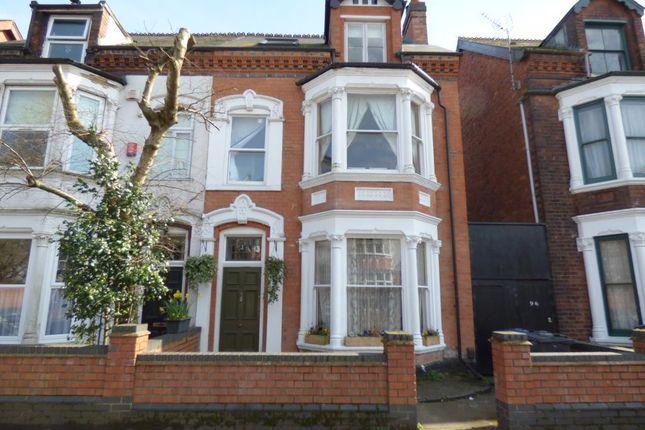 Thumbnail Semi-detached house for sale in Gillott Road, Edgbaston, Birmingham