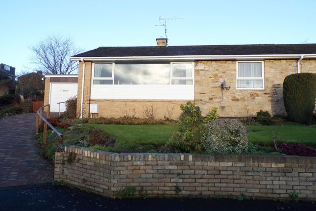 Thumbnail Bungalow for sale in Redburn Crescent, Acomb, Hexham