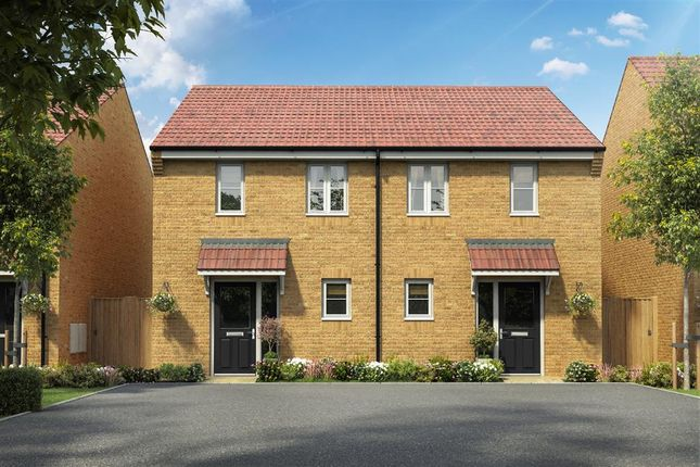 "2 bed semi-detached house for sale in ""The Ashenford - Plot 73"" at Darlington Road, Northallerton DL6"