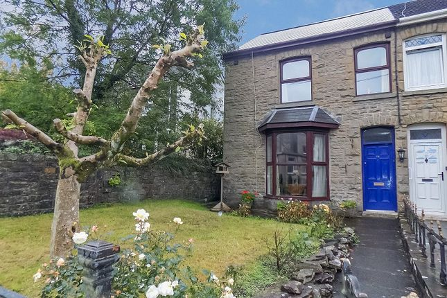 Thumbnail Semi-detached house for sale in Neath Road, Resolven, Neath, Neath Port Talbot.