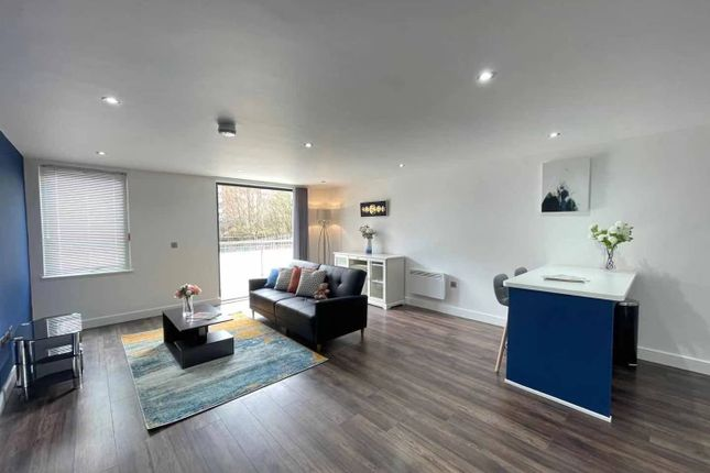 Thumbnail Flat to rent in Granville Loft, Holliday Street