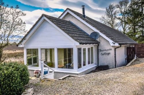 Thumbnail Detached bungalow for sale in Roundyhill, Forfar