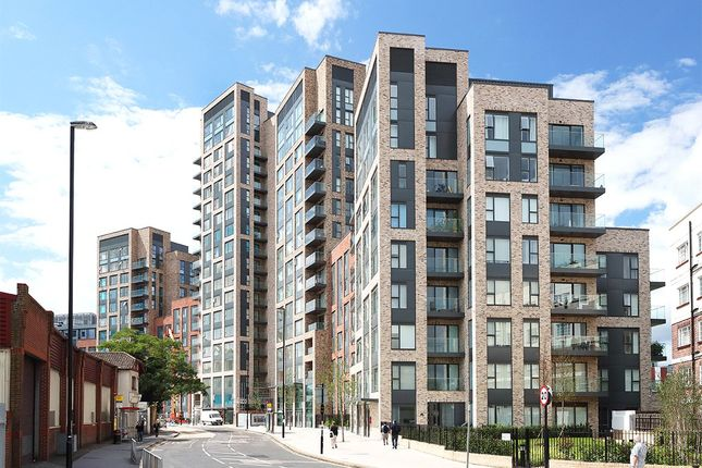 Thumbnail Flat for sale in Rainier Apartments, Morello, 43 Cherry Orchard Road, Croydon