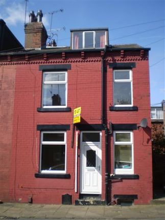 Thumbnail End terrace house to rent in Vicarage Terrace, Kirkstall, Leeds
