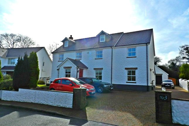 Thumbnail Detached house for sale in Sycamore Grove, Haverfordwest, Pembrokeshire
