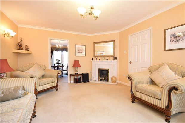 Thumbnail Detached house for sale in Woodlands Rise, Downend, Bristol
