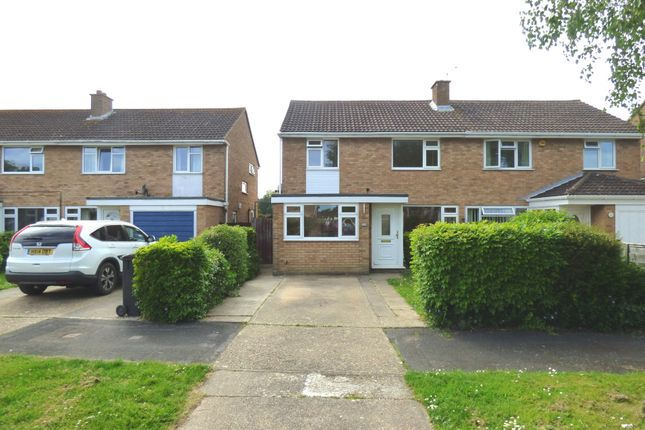 Thumbnail Semi-detached house to rent in Long Water Drive, Gosport