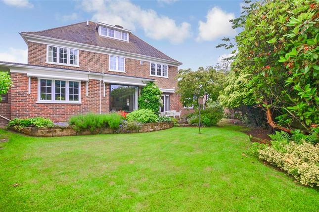 Thumbnail Detached house for sale in Whincroft Park, Crowborough, East Sussex