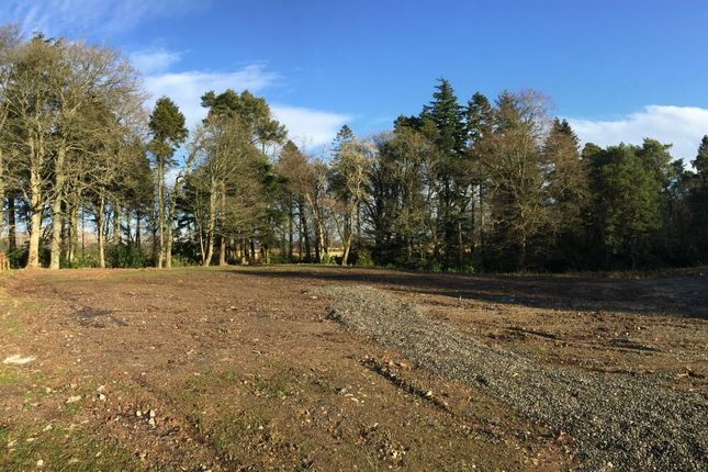 Thumbnail Land for sale in Plot 8, Rutherford Gardens, West Linton