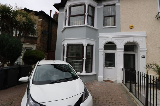 Thumbnail Semi-detached house to rent in Greenleaf Road, London