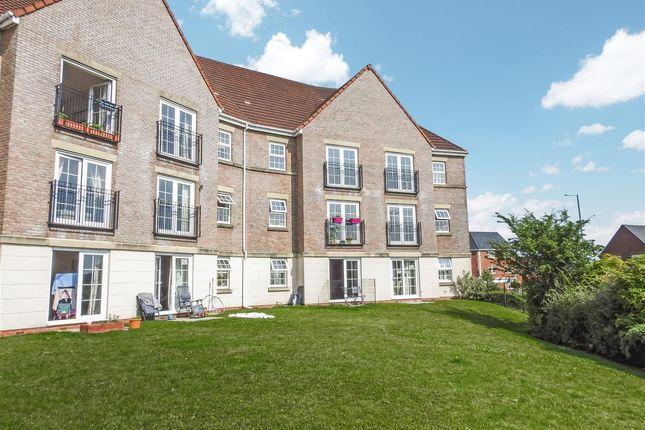 Flat for sale in Anderton Crescent, Buckshaw Village, Chorley