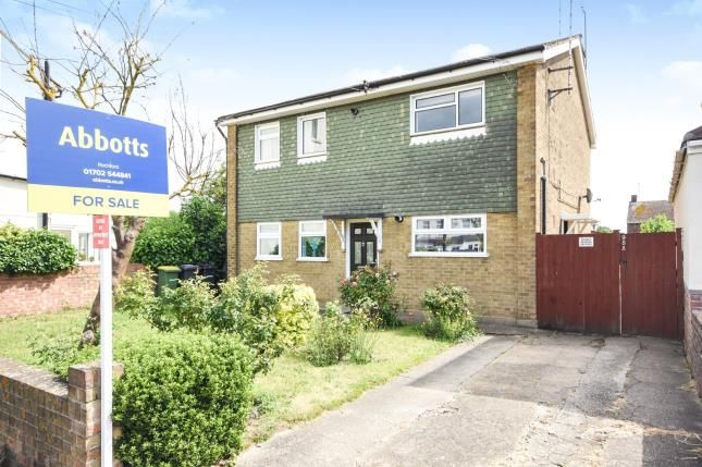 Thumbnail Flat for sale in Rochford, Essex, .