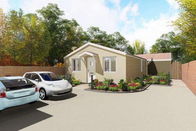 Thumbnail Semi-detached bungalow for sale in Gibb Lane, Catshill, Bromsgrove