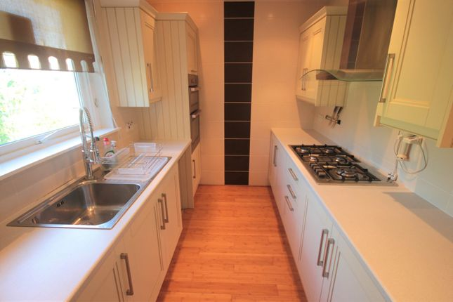 Thumbnail Semi-detached bungalow for sale in Heathryfold Circle, Aberdeen