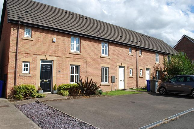 Thumbnail Semi-detached house to rent in Steeple Way, Churchlands, Stoke-On-Trent